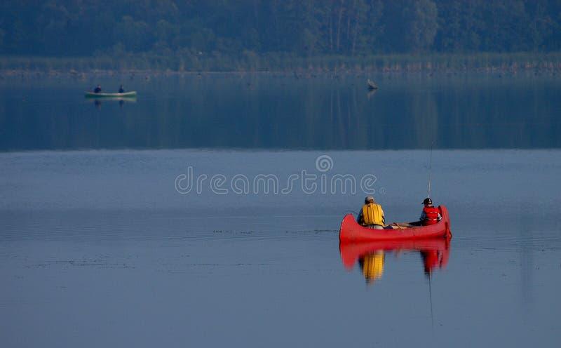 Download Fishing 1 stock image. Image of guru, horizon, floating - 1838923