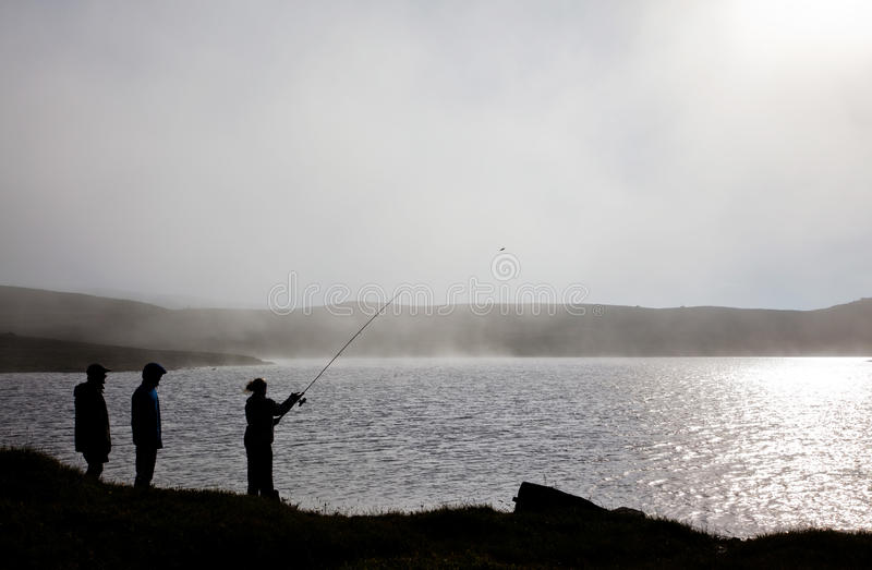 Download Fishing stock image. Image of angling, fishermen, lure - 16119767