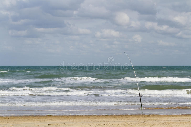 Download Fishing stock photo. Image of barrier, beach, cameron - 28521366