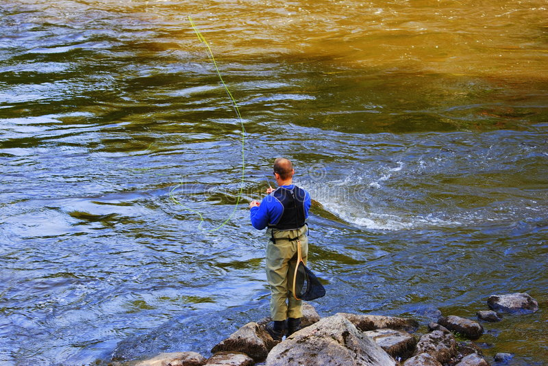 Download Fishing stock photo. Image of water, river, fishing, catch - 3064608