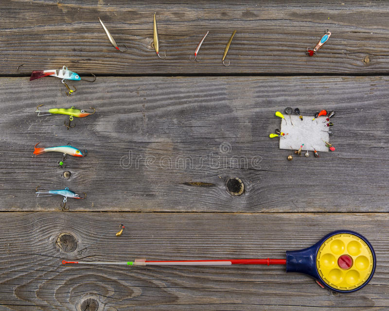 Fishing2 fotografie stock libere da diritti