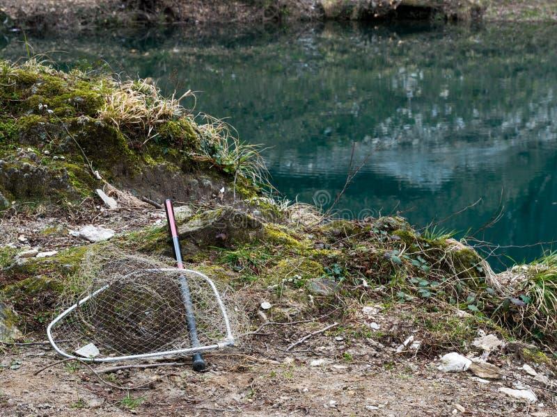 Fishing background. royalty free stock photos
