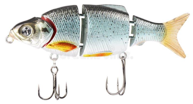 Fishing bait isolated stock images