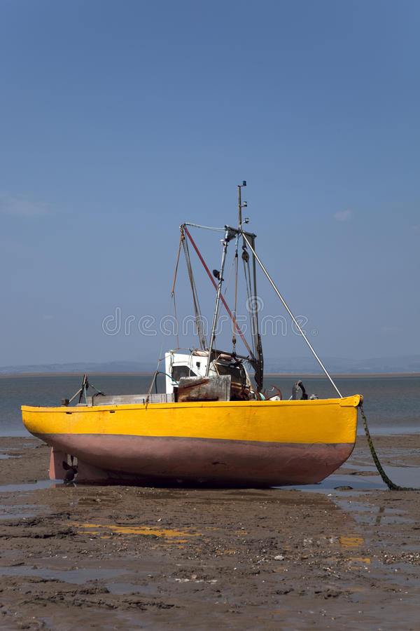 Free Fishing Boat Stock Image - 10074891