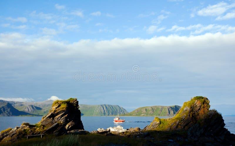 Download Fishing boat stock photo. Image of coast, sports, leisure - 16517504