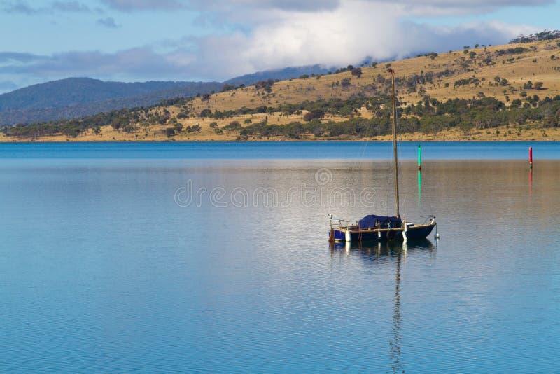 Download Fishing boat stock photo. Image of boat, tasmania, summer - 19172920