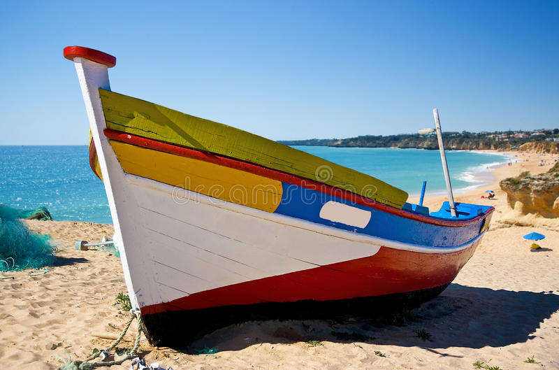 Download Fishing Boat stock photo. Image of blue, harbor, iconic - 25468474