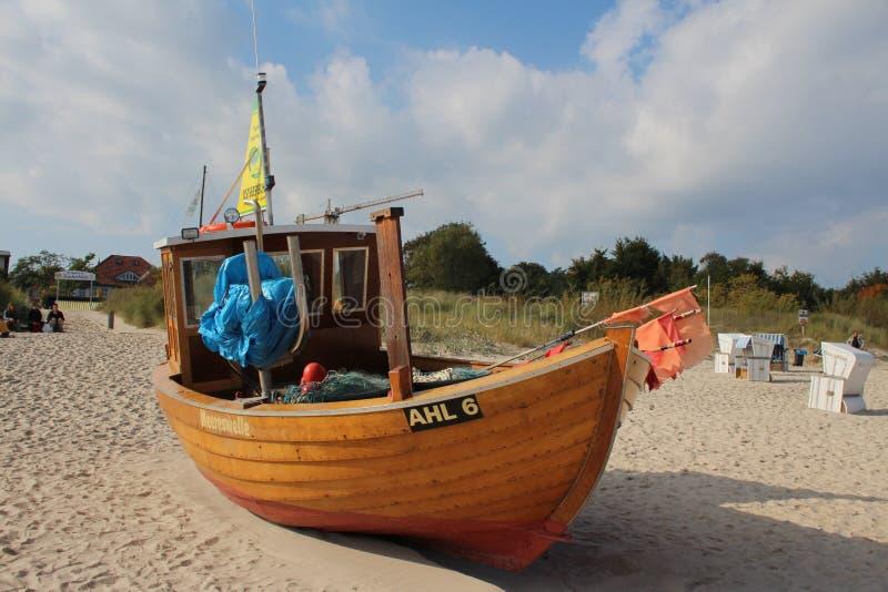 Download Fishing Boat editorial photo. Image of coast, bank, baltic - 26879376