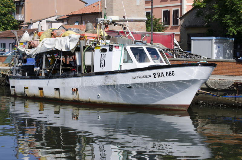 Download Fishing Boat Editorial Stock Photo - Image: 33455858