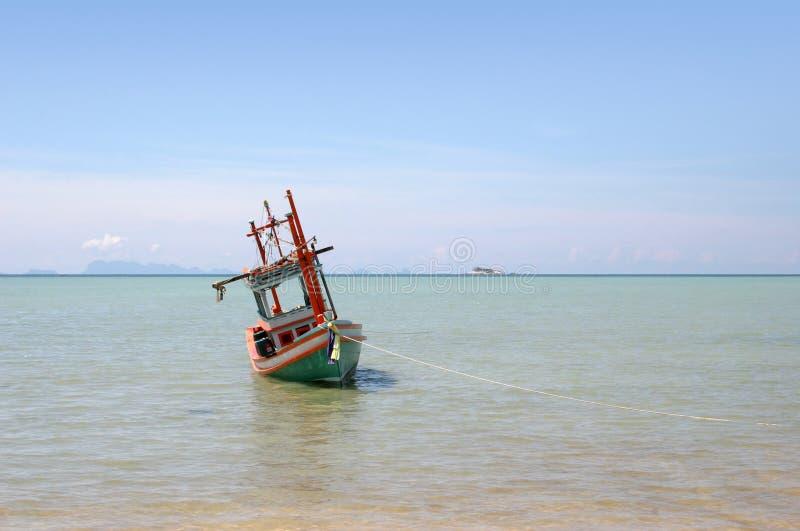 Fishing Boat - Thailand Stock Photo