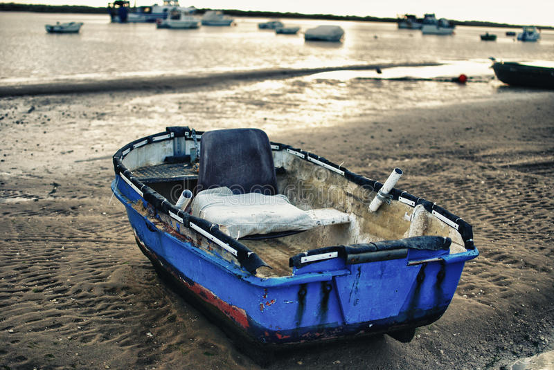 Download Fishing boats stock image. Image of andalucia, leisure - 24342905
