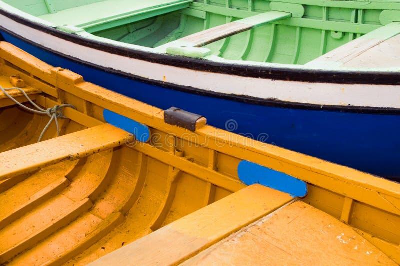 Fishing boats royalty free stock photography