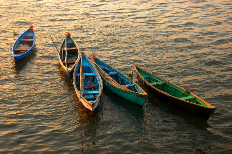 Fishing Boats. Stock Image