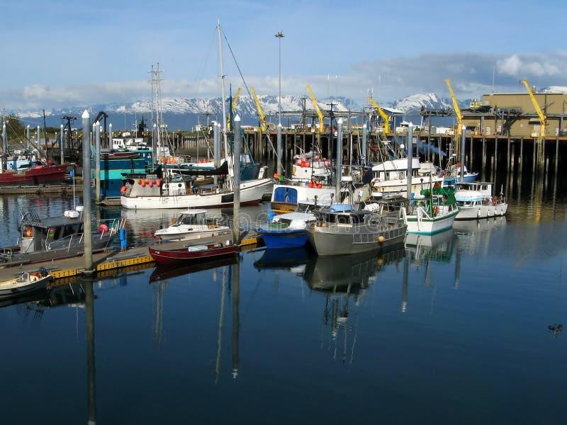 Download Fishing Boats At Marina Stock Image - Image: 15607051