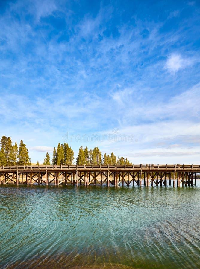 Fishing Bridge, Yellowstone National Park, Wyoming ~ Its