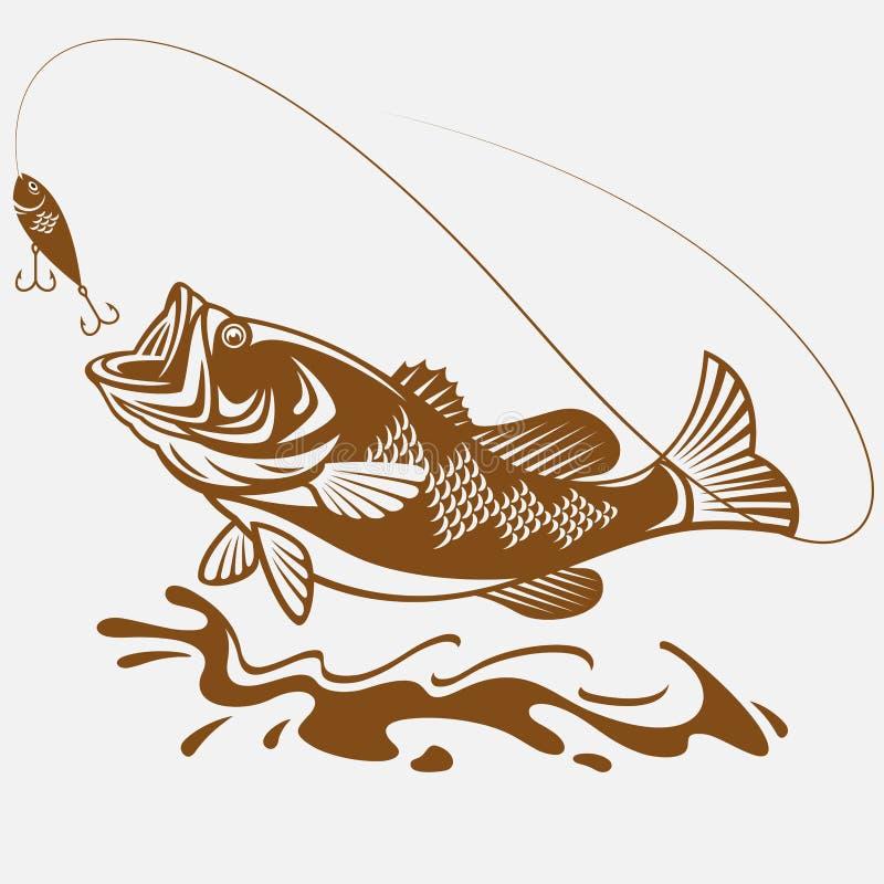 Catch a fish Clipart   k22691311   Fotosearch