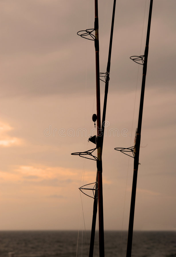 Fishing at Dusk