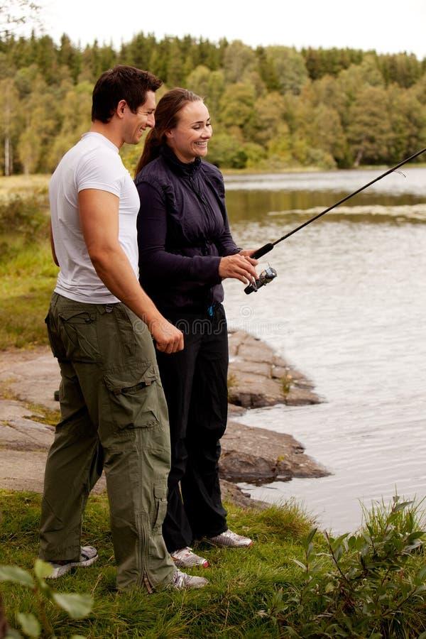 Download Fishing Fun stock photo. Image of food, peaceful, outdoor - 10932884