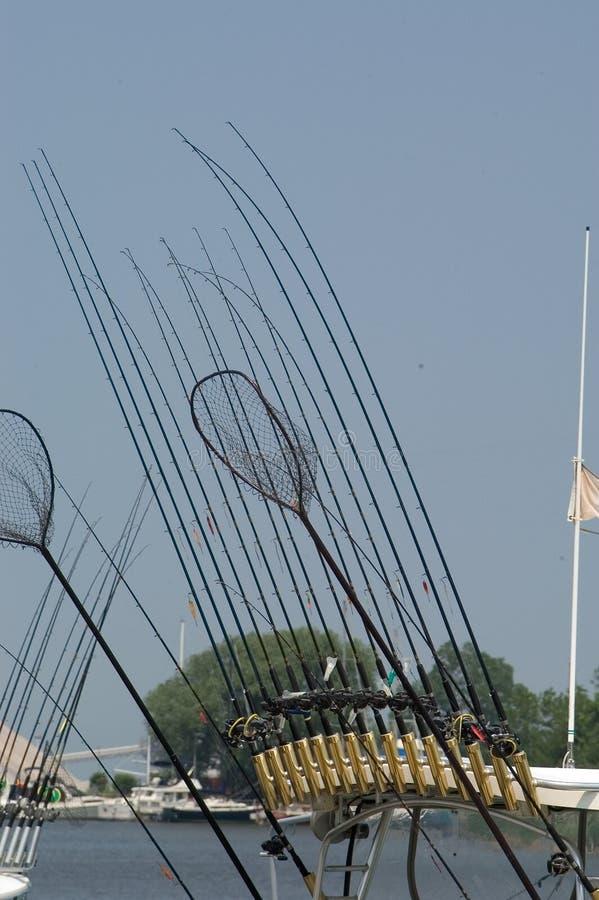 Download Fishing gear stock photo. Image of mount, ohio, fishing, reels - 5434