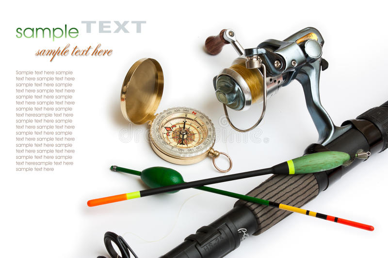 Download Fishing gear stock photo. Image of casting, fishing, lake - 20599040