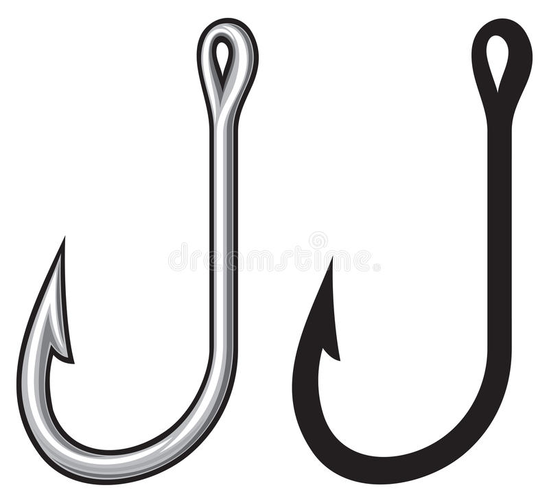 Free Fishing Hook Stock Images - 23810784