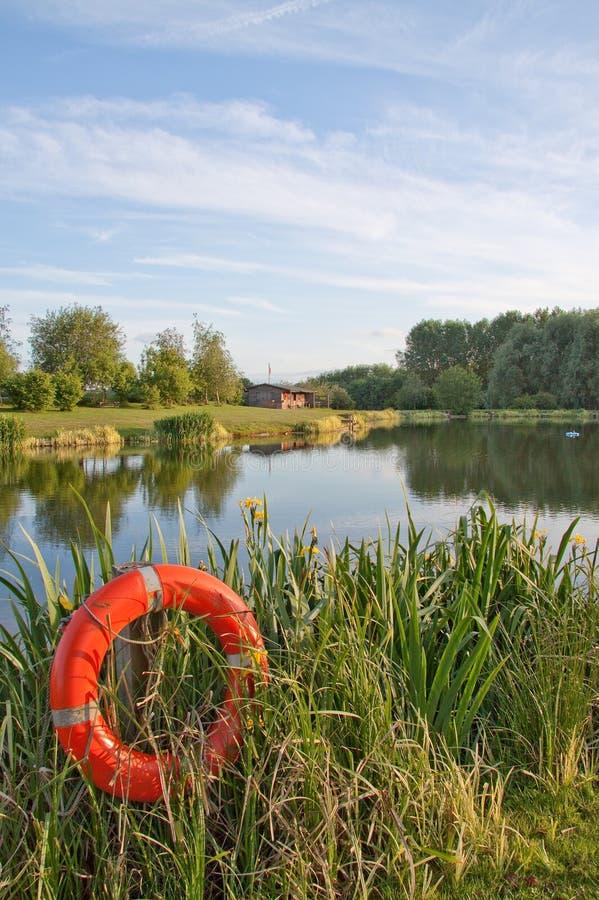 Download Fishing lake stock photo. Image of england, copyspace - 20020544
