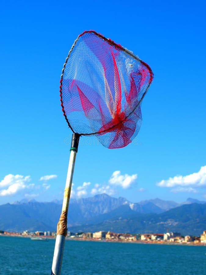 Free Fishing Net Stock Photography - 6125422