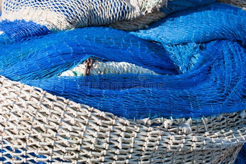 Download Fishing nets stock image. Image of marina, tackle, maritime - 17362429