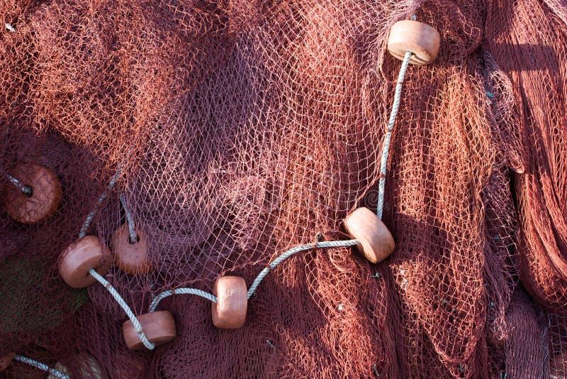 Download Fishing Nets Royalty Free Stock Image - Image: 3456016