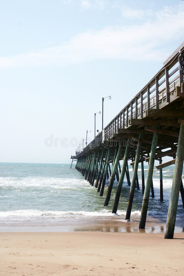 Free Fishing Pier Stock Photography - 5419752