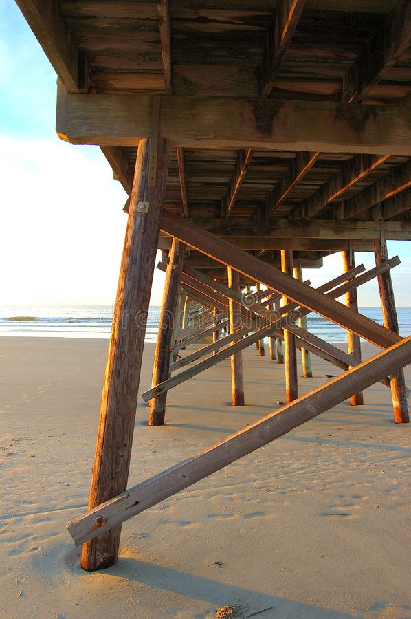 Fishing Pier - Sunset Beach NC