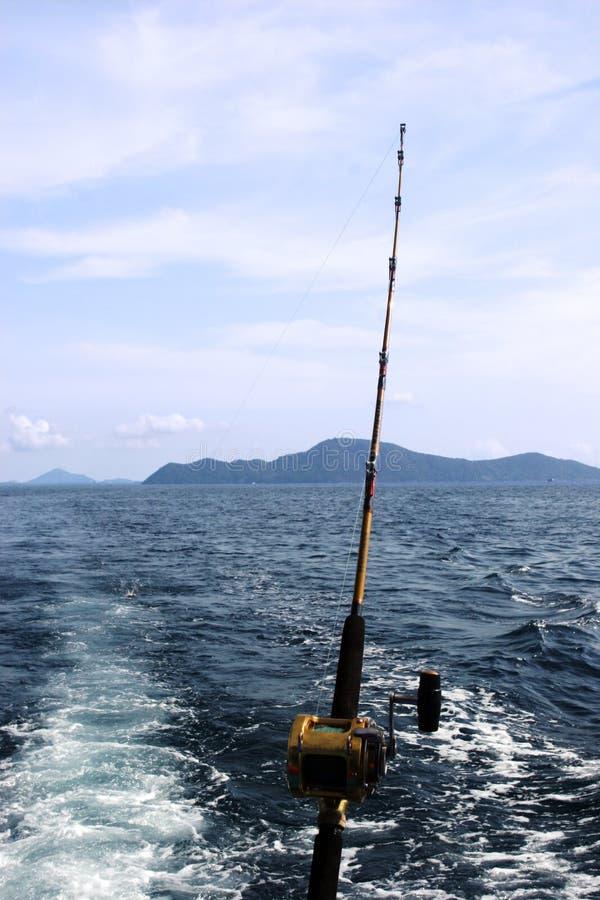 Free Fishing Rod Stock Image - 1392541