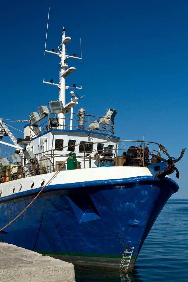 Free Fishing Ship Stock Photos - 25915433