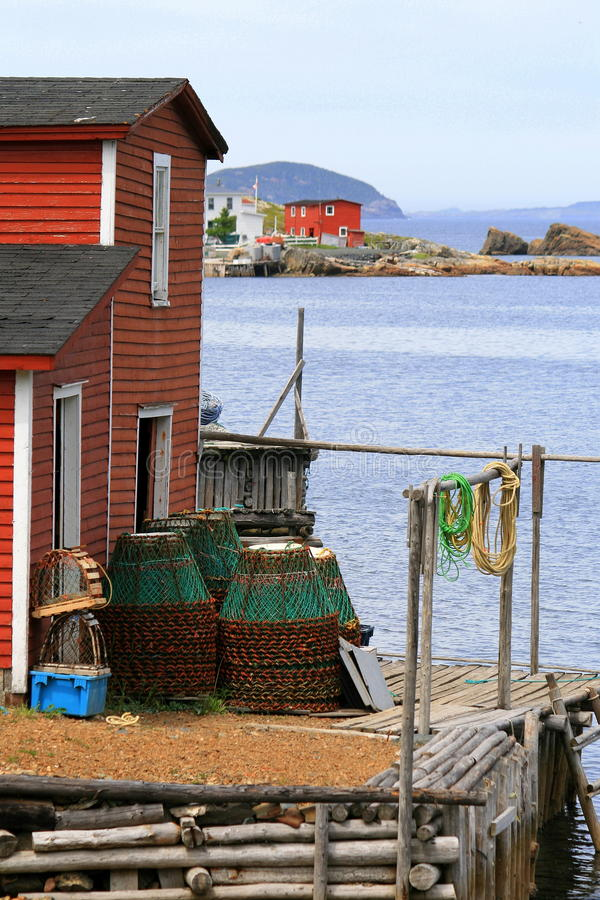 Fishing Stage royalty free stock photos