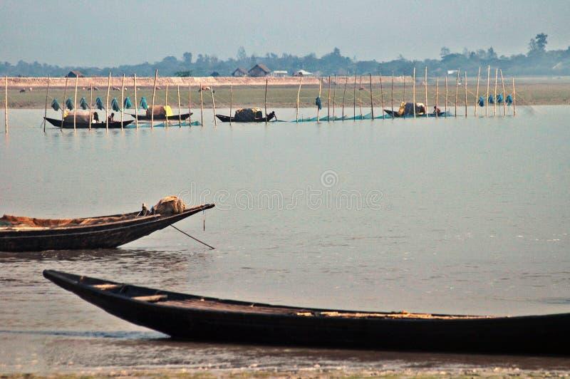 Fishing at Sunderban