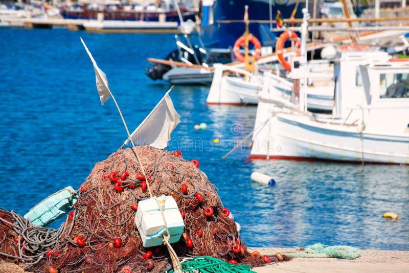 Download Fishing Tackle In Formentera Mediterranean Islands Stock Photos - Image: 34280273