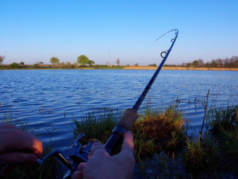 Fishing time... royalty free stock photos