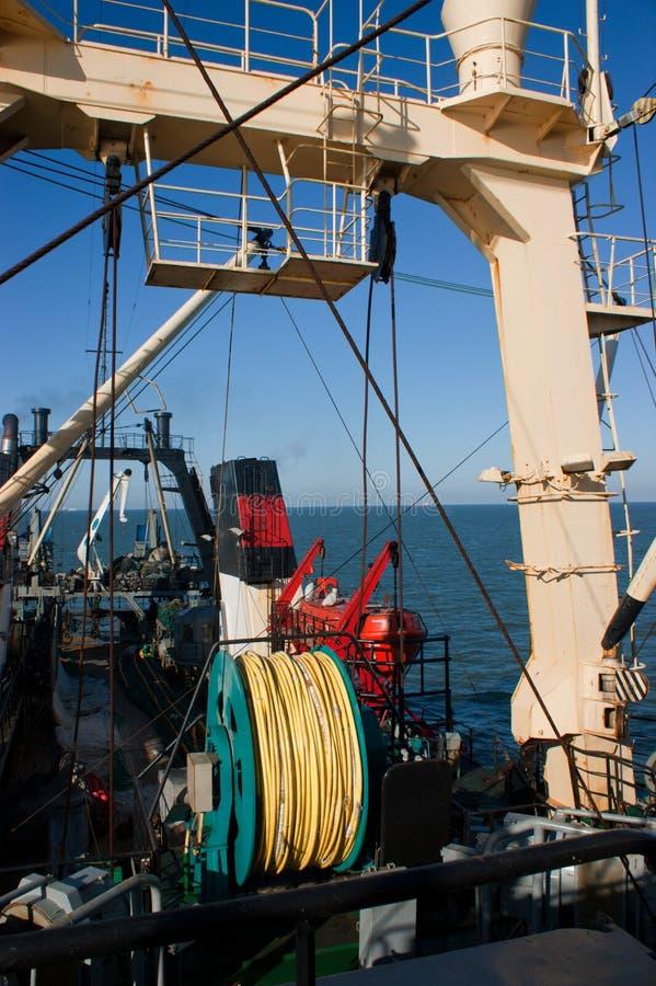 Free Fishing Trawler Royalty Free Stock Photo - 14661785