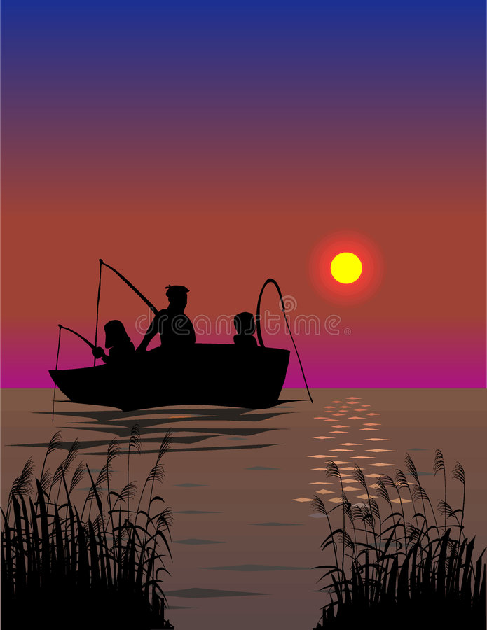 Download Fishing Trip Stock Photography - Image: 1834212