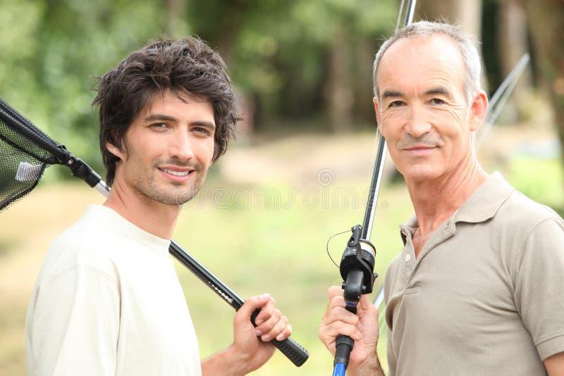 Download Fishing trip stock image. Image of dark, hair, male, view - 28297401