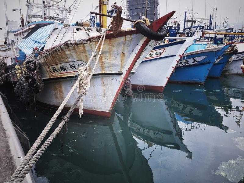 50/365 Fishing Vessel stock images
