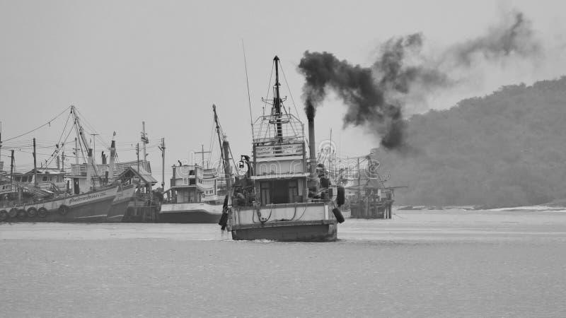 FishingBoat stock foto's