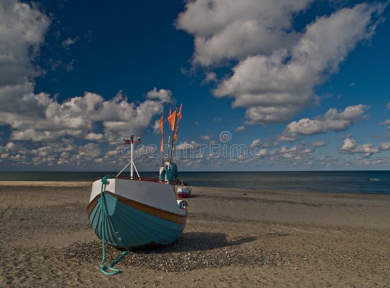 fishingboats zdjęcie royalty free