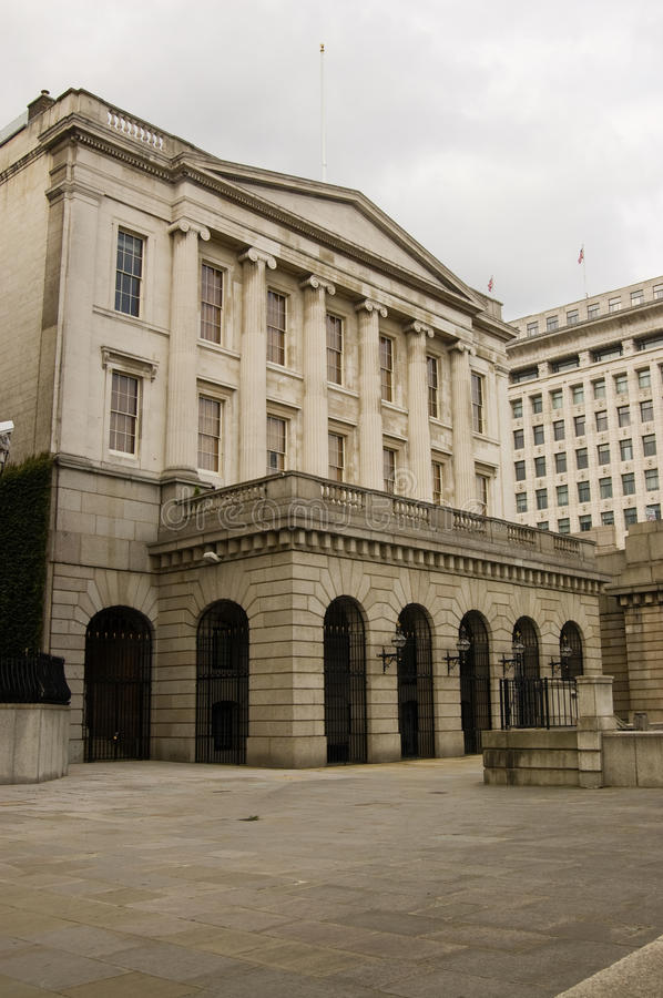 Download Fishmongers Hall, City Of London Stock Photo - Image: 25610876