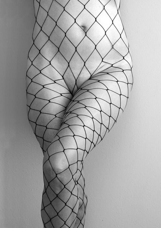 Mature black woman standing nude — photo 14