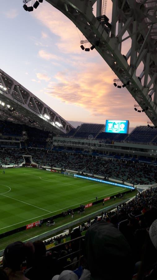 Fisht stadium stock photos