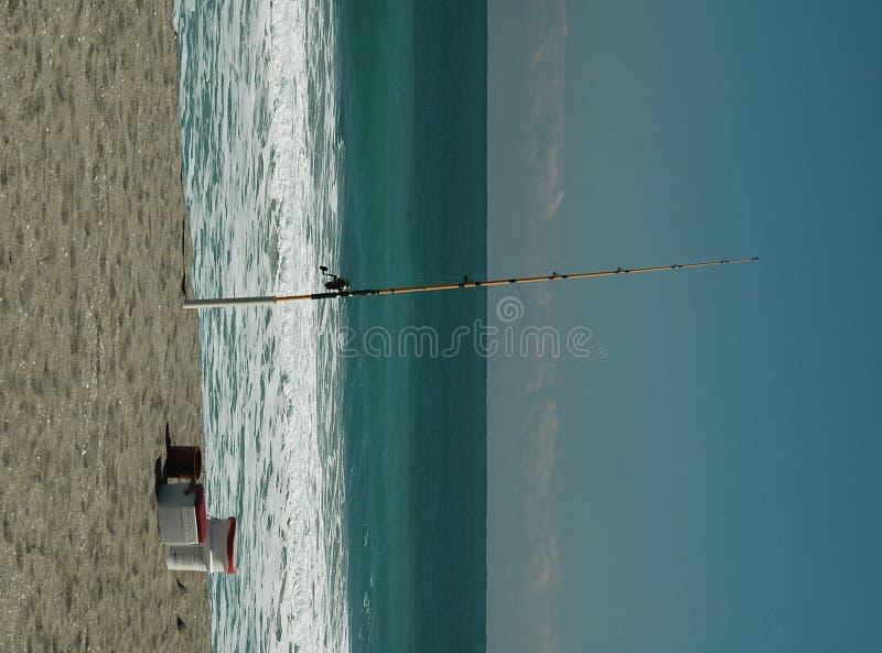 Download Fiska bränning fotografering för bildbyråer. Bild av waves - 511975
