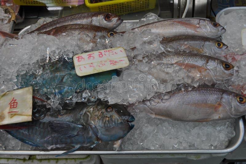 fiska försäljningen fotografering för bildbyråer