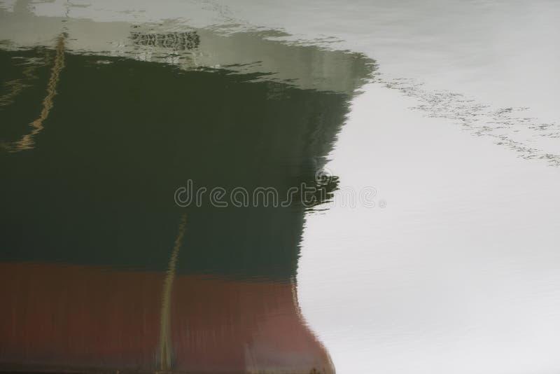 fiska ships royaltyfri foto