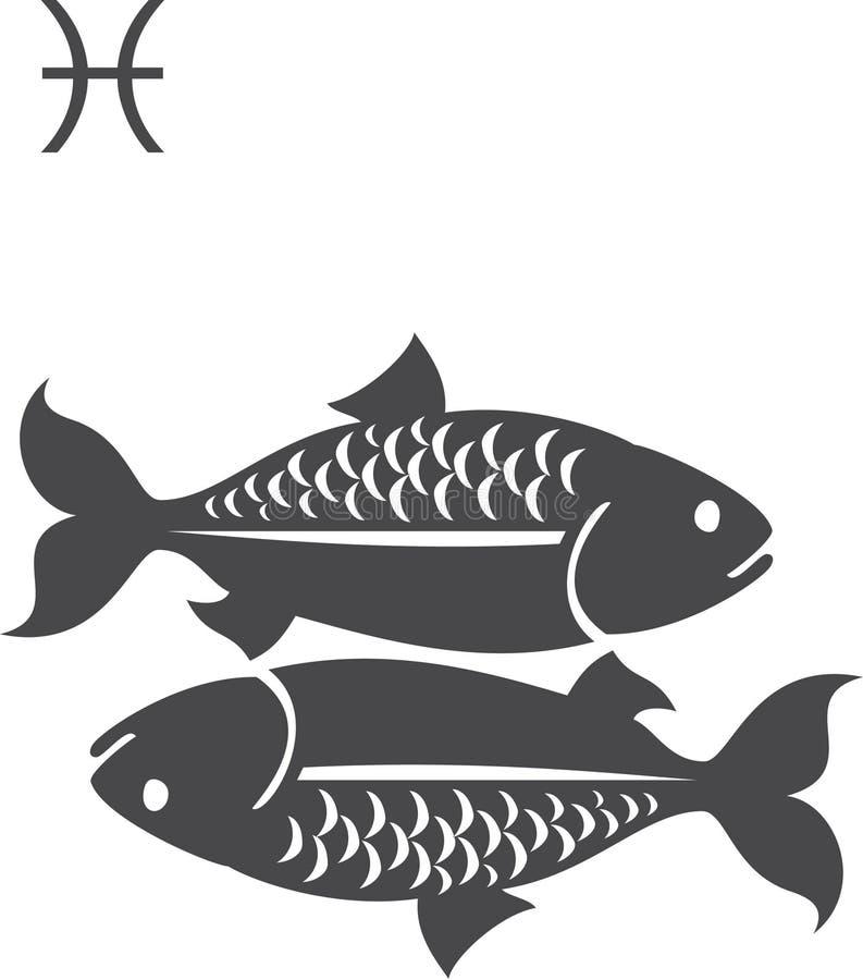 fiskar vektor illustrationer